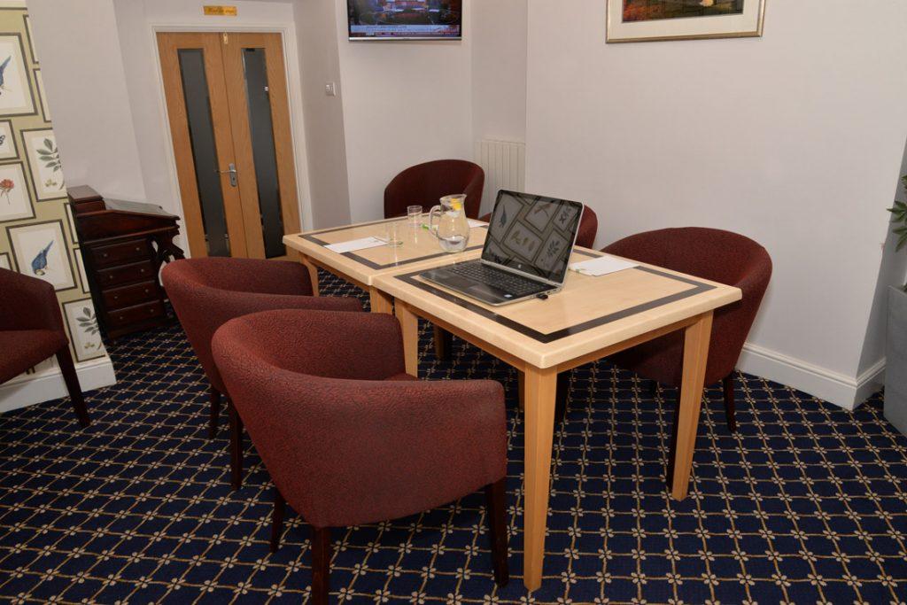 Business meetings in Swindon – Chiseldon House Hotel, Marlborough