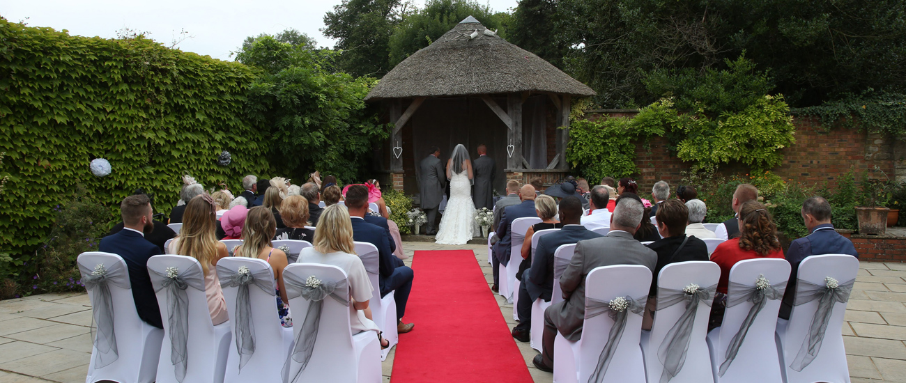 Wedding venues in Swindon - Chiseldon House Hotel & Restaurant