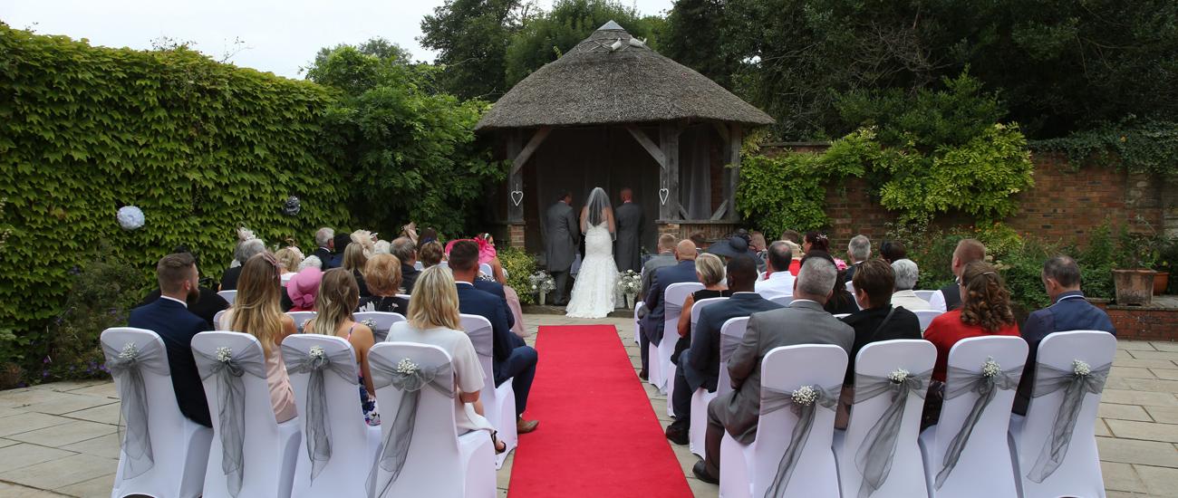 Wedding venues in Swindon - Chiseldon House Hotel & Restaurant
