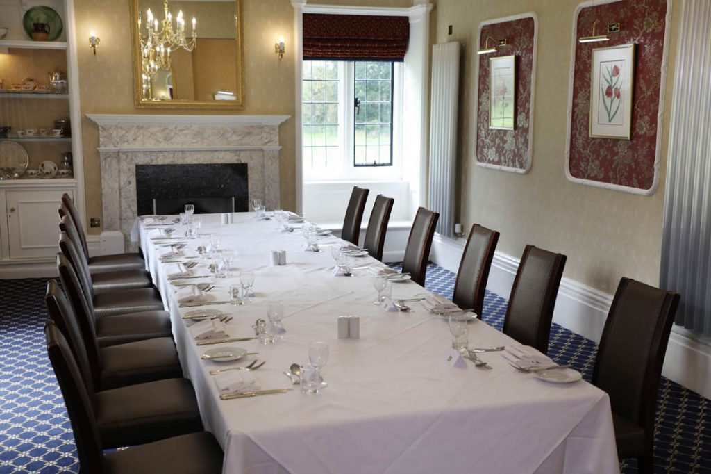 Chiseldon House Hotel & Restaurant – private dining in the swindon area