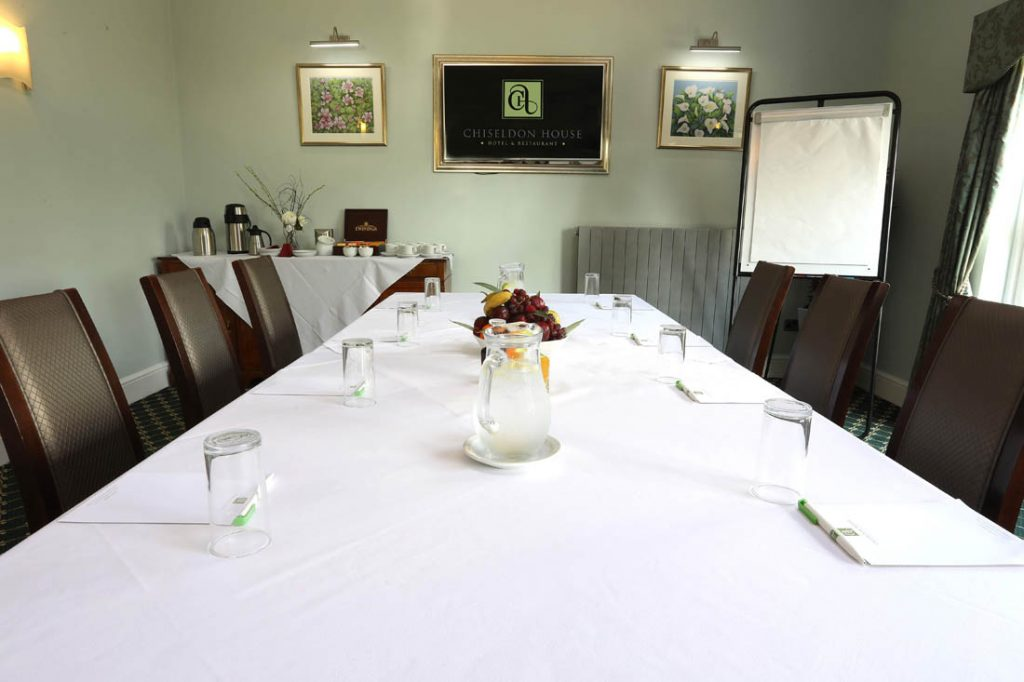 Meeting Rooms in Swindon, Chiseldon House Hotel, Wiltshire