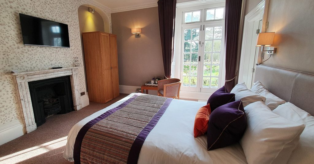 Chiseldon House Hotel, Swindon, Wiltshire – executive rooms