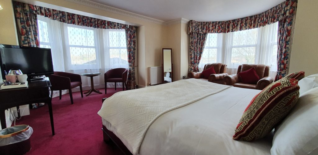 Chiseldon House Hotel, Marlborough, Wiltshire – executive rooms