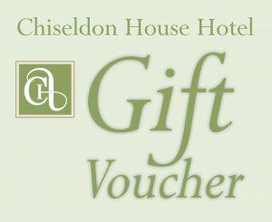 Chiseldon House Hotel Gift Voucher
