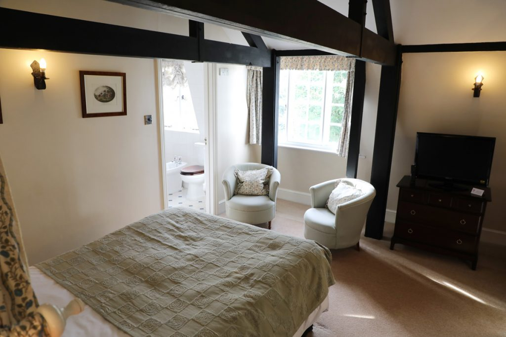 Chiseldon House Hotel, Swindon, Wiltshire – standard rooms