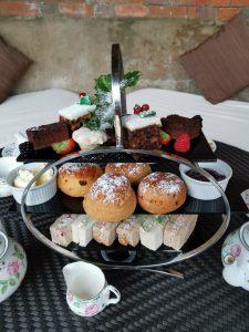 Christmas Afternoon Tea 2020