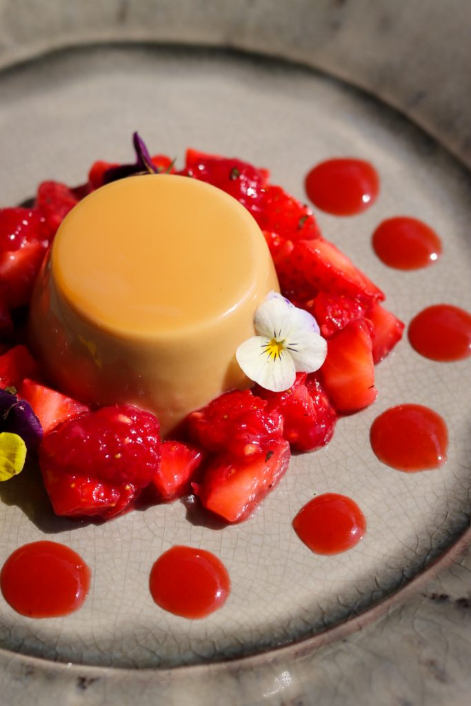 Summer Dessert Photo